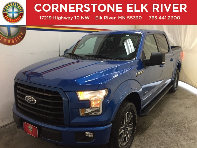 2016 F-150 SuperCrew Cab 4x4, Pickup #B4996 - photo 1