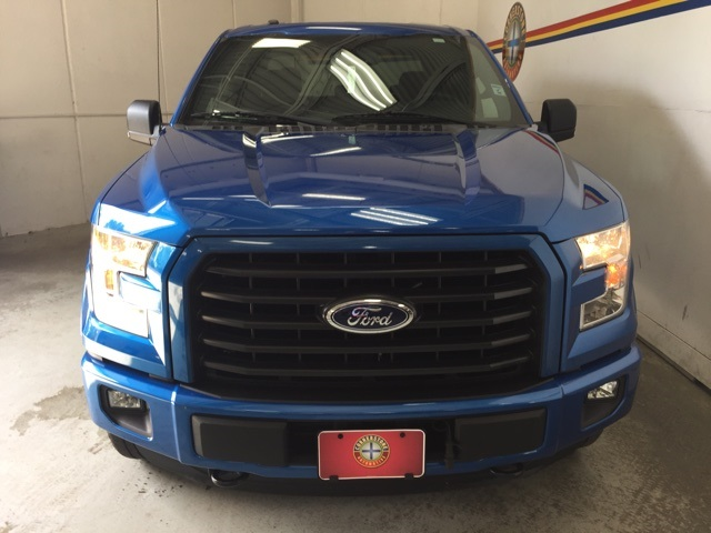 2016 F-150 SuperCrew Cab 4x4, Pickup #B4996 - photo 17