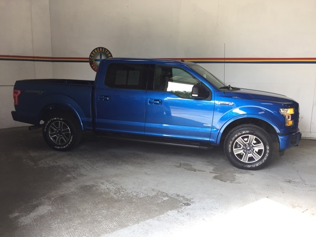 2016 F-150 SuperCrew Cab 4x4, Pickup #B4996 - photo 19