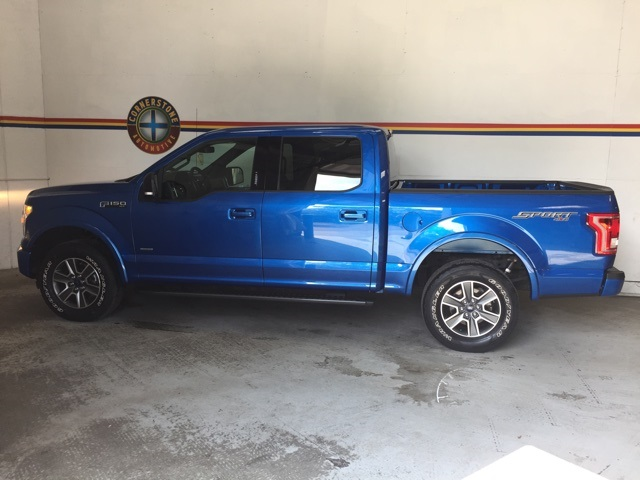 2016 F-150 SuperCrew Cab 4x4, Pickup #B4996 - photo 20