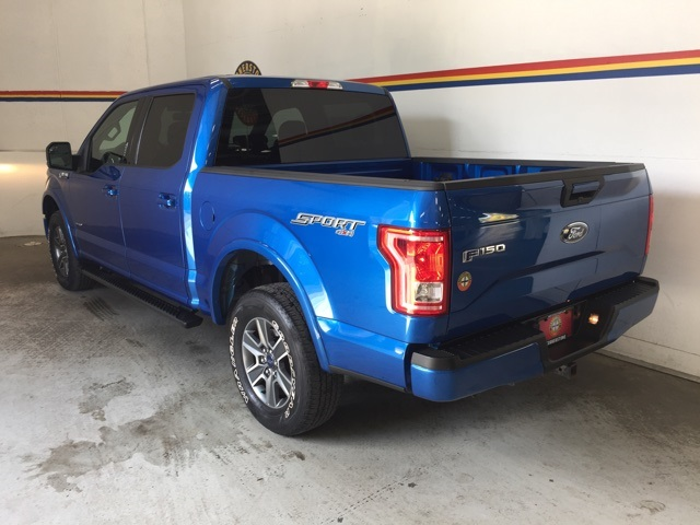 2016 F-150 SuperCrew Cab 4x4, Pickup #B4996 - photo 2