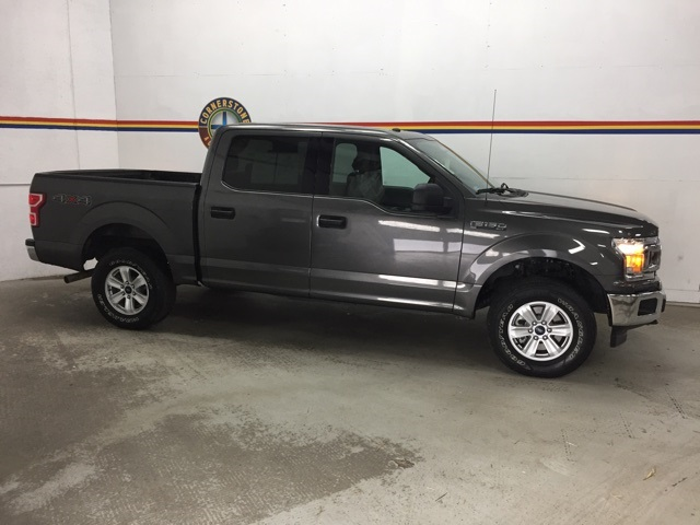 2018 F-150 SuperCrew Cab 4x4, Pickup #B5175 - photo 19