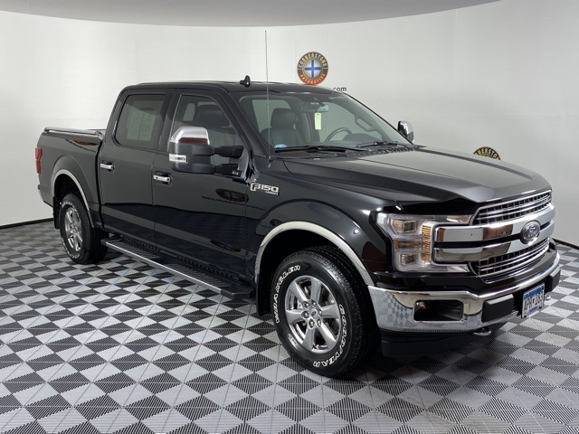 2018 F-150 SuperCrew Cab 4x4, Pickup #B5228 - photo 18