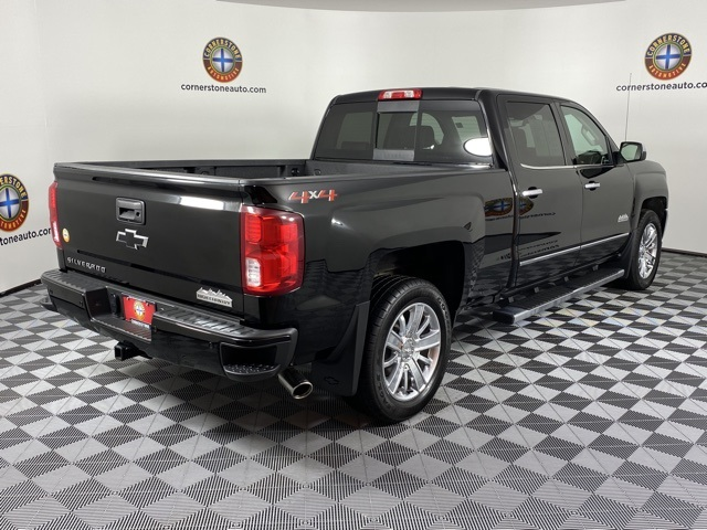 2018 Silverado 1500 Crew Cab 4x4, Pickup #B5292 - photo 20