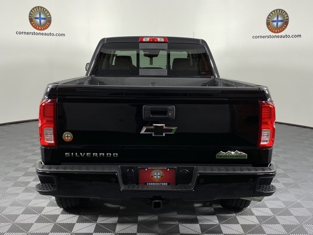 2018 Silverado 1500 Crew Cab 4x4, Pickup #B5292 - photo 21