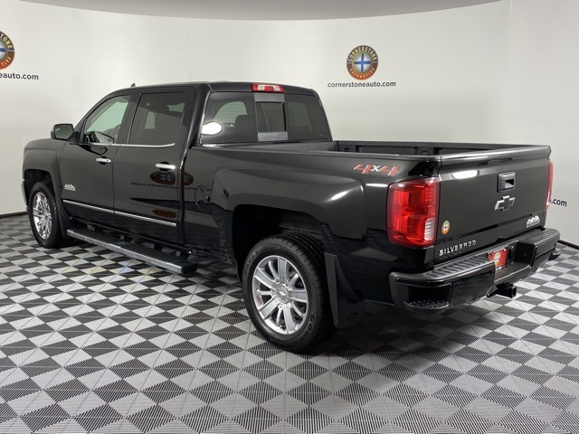 2018 Silverado 1500 Crew Cab 4x4, Pickup #B5292 - photo 2