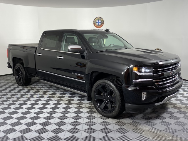 2017 Silverado 1500 Crew Cab 4x4, Pickup #B5302 - photo 18