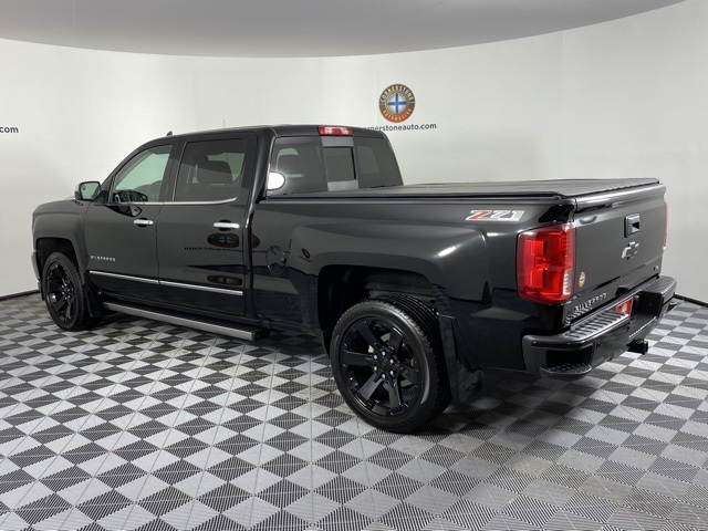 2017 Silverado 1500 Crew Cab 4x4, Pickup #B5302 - photo 2