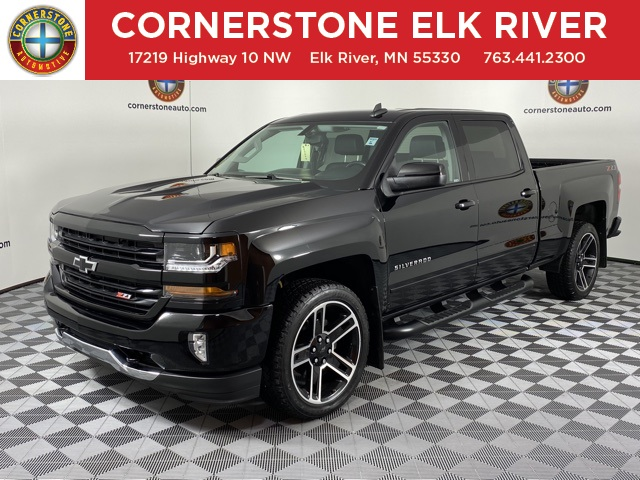 2018 Silverado 1500 Crew Cab 4x4, Pickup #BX5344 - photo 1