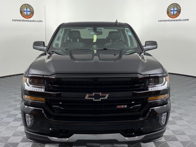 2018 Silverado 1500 Crew Cab 4x4, Pickup #BX5344 - photo 17