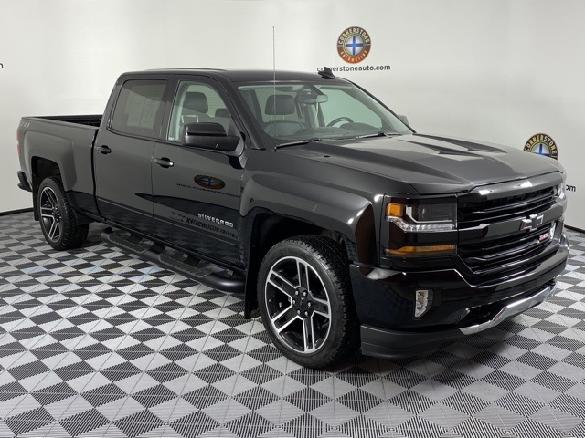2018 Silverado 1500 Crew Cab 4x4, Pickup #BX5344 - photo 18