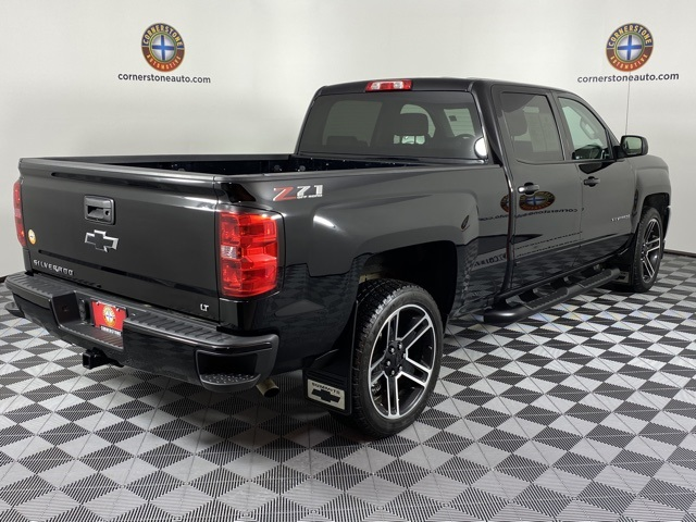 2018 Silverado 1500 Crew Cab 4x4, Pickup #BX5344 - photo 19