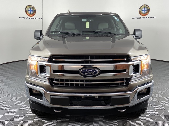 2018 F-150 SuperCrew Cab 4x4, Pickup #BX5363 - photo 17