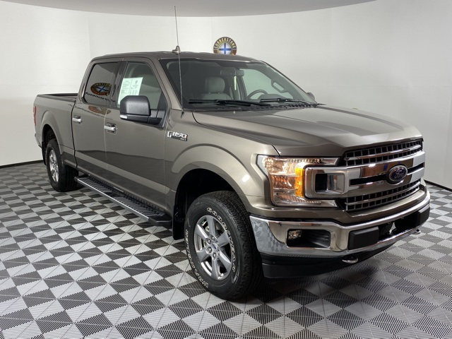 2018 F-150 SuperCrew Cab 4x4, Pickup #BX5363 - photo 18