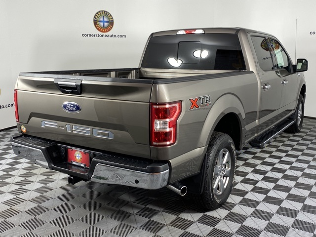 2018 F-150 SuperCrew Cab 4x4, Pickup #BX5363 - photo 19