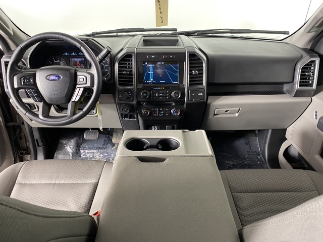 2018 F-150 SuperCrew Cab 4x4, Pickup #BX5363 - photo 7