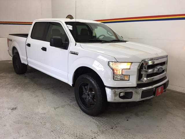 2016 F-150 SuperCrew Cab 4x4, Pickup #C5602 - photo 17