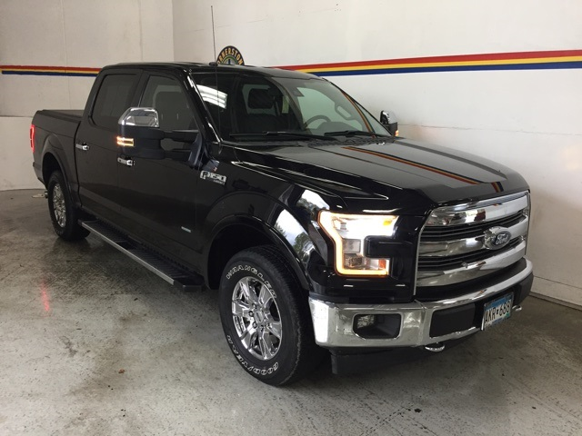 2017 F-150 SuperCrew Cab 4x4,  Pickup #C70807A - photo 19
