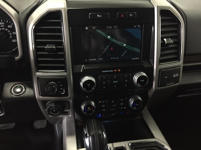 2017 F-150 SuperCrew Cab 4x4,  Pickup #C70807A - photo 4