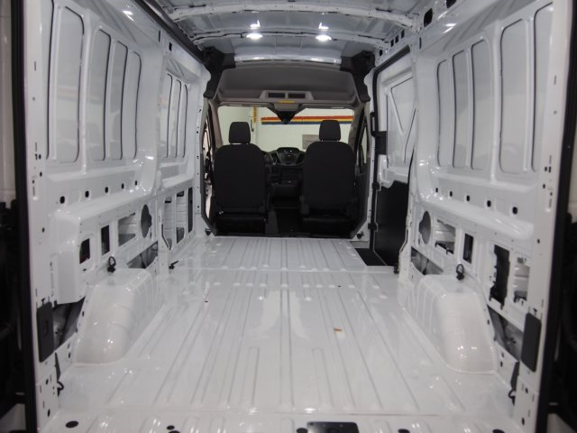 2019 Transit 150 Med Roof 4x2,  Empty Cargo Van #F10042 - photo 1