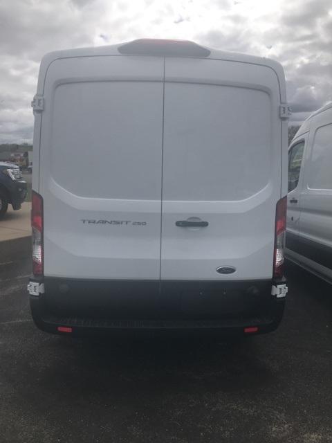 2019 Transit 250 Med Roof 4x2,  Empty Cargo Van #F10174 - photo 2