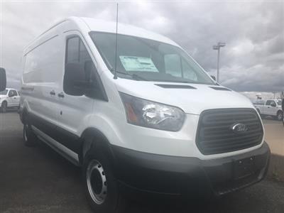 2019 Transit 250 Med Roof 4x2,  Empty Cargo Van #F10174 - photo 1