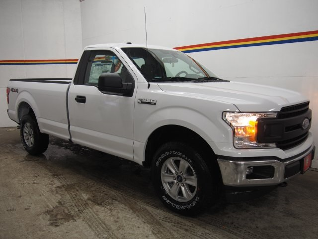 2019 F-150 Regular Cab 4x4,  Pickup #F10184 - photo 11
