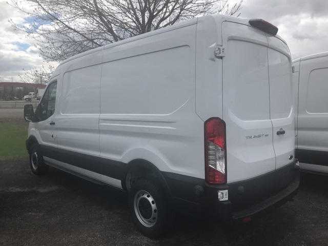 2019 Transit 150 Med Roof 4x2,  Empty Cargo Van #F10194 - photo 1