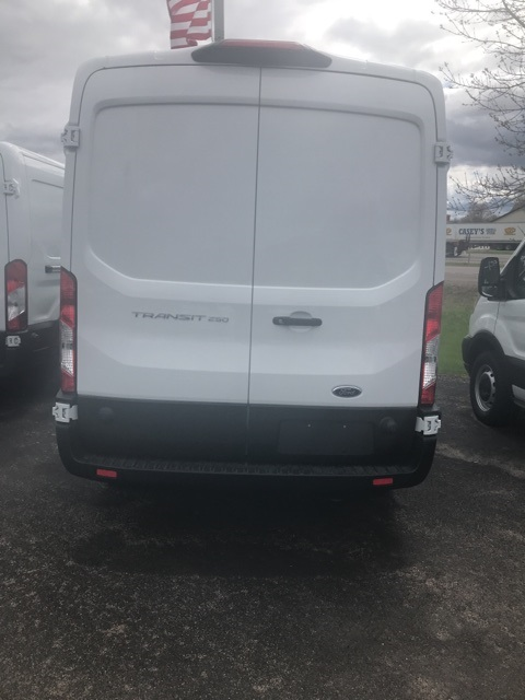 2019 Transit 250 Med Roof 4x2, Empty Cargo Van #F10202 - photo 1