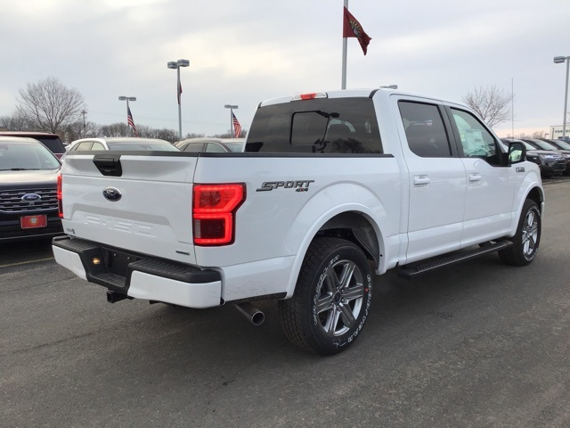 2019 F-150 SuperCrew Cab 4x4,  Pickup #F10264 - photo 15