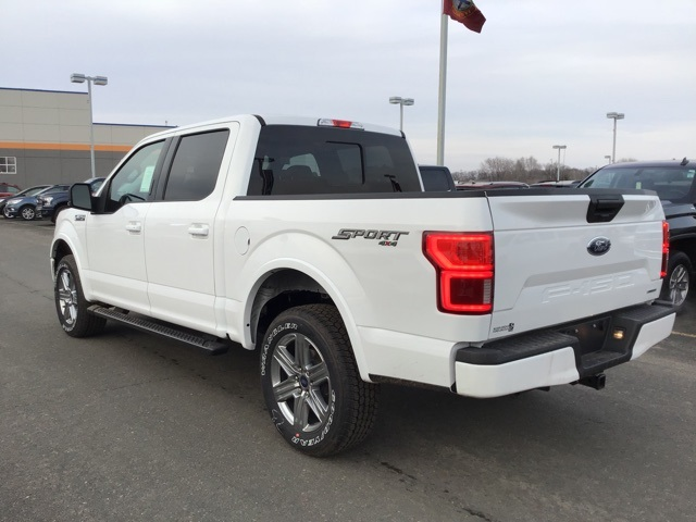 2019 F-150 SuperCrew Cab 4x4,  Pickup #F10264 - photo 2