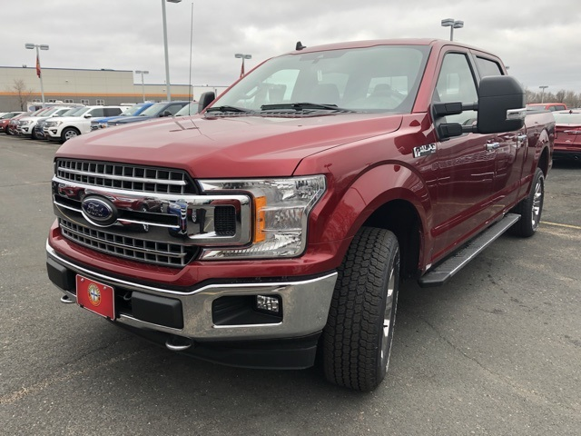 2019 F-150 SuperCrew Cab 4x4,  Pickup #F10340 - photo 1