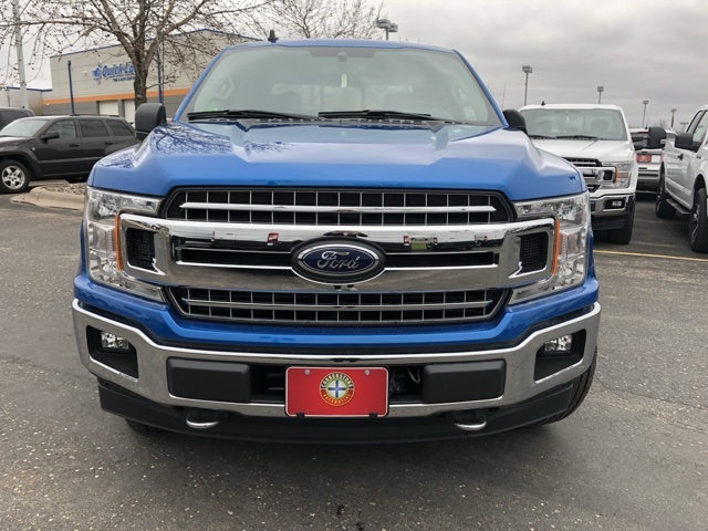 2019 F-150 SuperCrew Cab 4x4,  Pickup #F10347 - photo 13