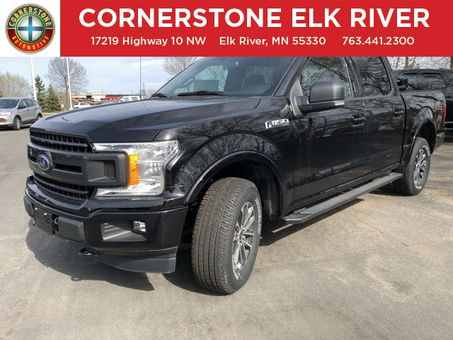 2019 F-150 SuperCrew Cab 4x4,  Pickup #F10381 - photo 1
