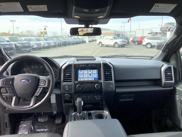 2019 F-150 SuperCrew Cab 4x4,  Pickup #F10381 - photo 5