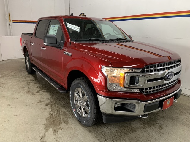 2019 F-150 SuperCrew Cab 4x4,  Pickup #F10405 - photo 13