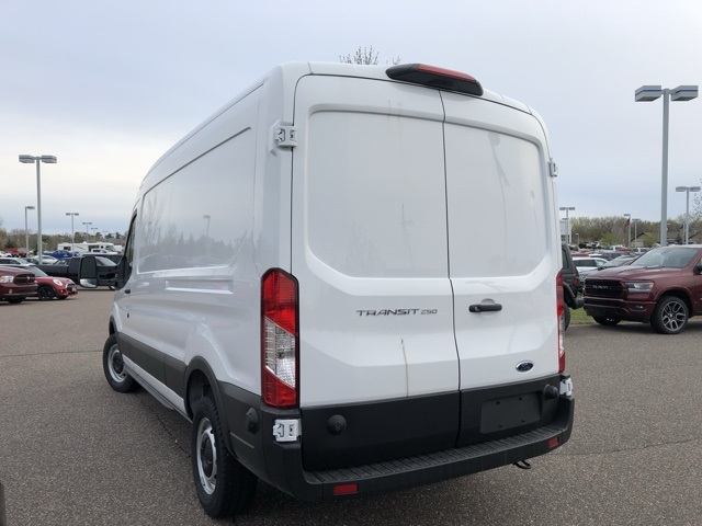 2019 Transit 250 Med Roof 4x2,  Empty Cargo Van #F10439 - photo 16