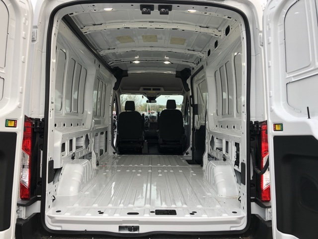 2019 Transit 250 Med Roof 4x2,  Empty Cargo Van #F10439 - photo 1