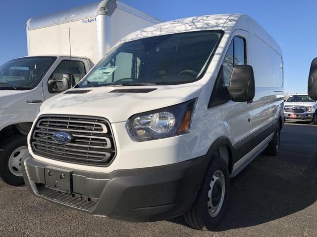 2019 Transit 250 Med Roof 4x2,  Empty Cargo Van #F10450 - photo 1