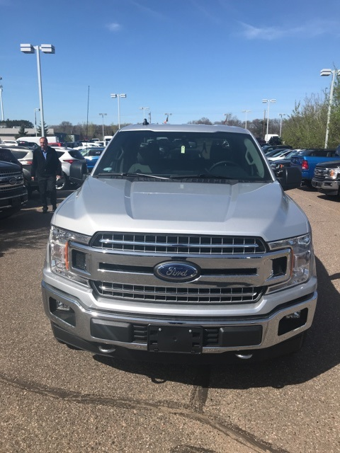 2019 F-150 Super Cab 4x4,  Pickup #F10457 - photo 3