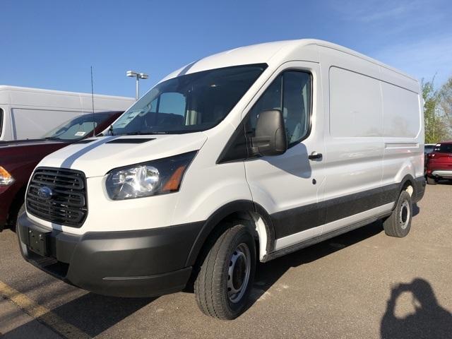 2019 Transit 250 Med Roof 4x2,  Empty Cargo Van #F10495 - photo 1