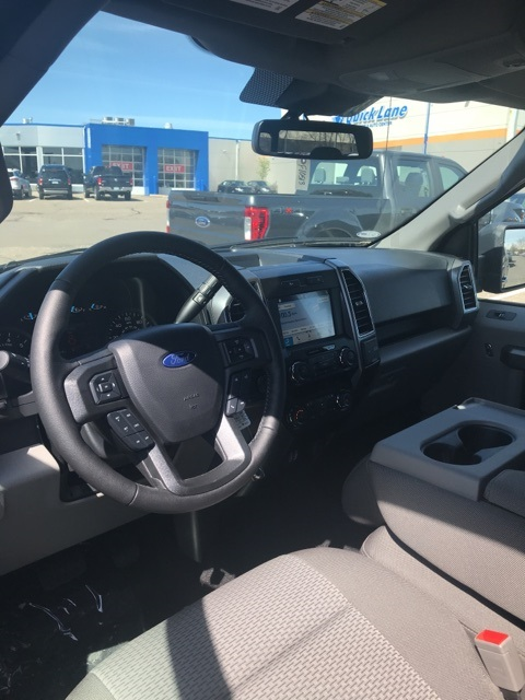 2019 F-150 SuperCrew Cab 4x4,  Pickup #F10513 - photo 4