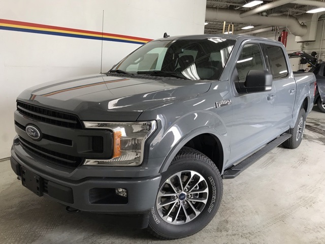 2019 F-150 SuperCrew Cab 4x4,  Pickup #F10596 - photo 1
