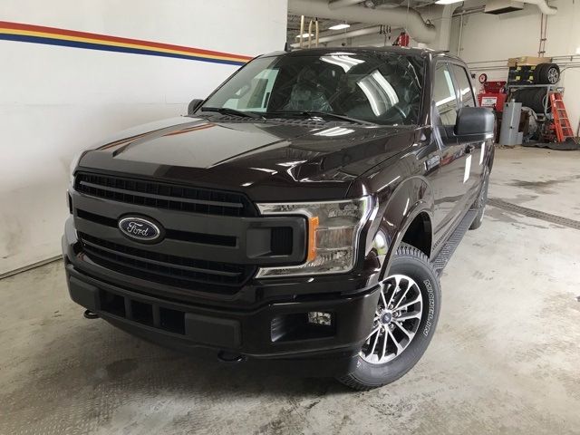 2019 F-150 SuperCrew Cab 4x4,  Pickup #F10600 - photo 1