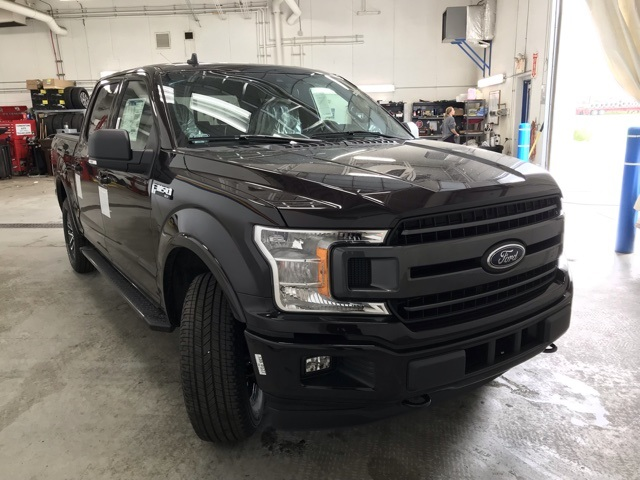 2019 F-150 SuperCrew Cab 4x4,  Pickup #F10600 - photo 4