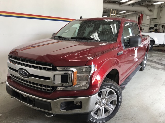 2019 F-150 SuperCrew Cab 4x4,  Pickup #F10652 - photo 1