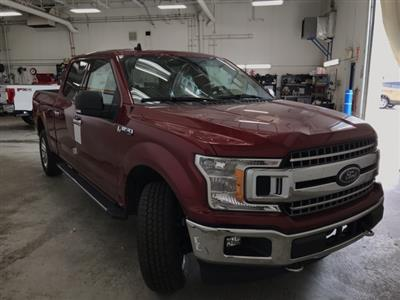 2019 F-150 SuperCrew Cab 4x4,  Pickup #F10652 - photo 4
