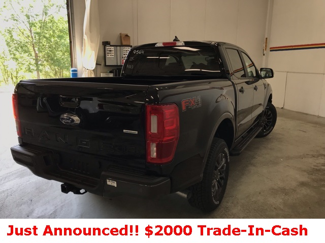 2019 Ranger SuperCrew Cab 4x4,  Pickup #F10678 - photo 6