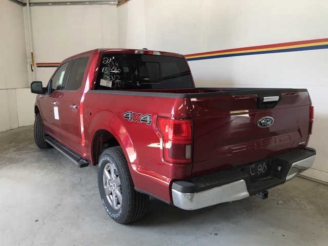 2019 F-150 SuperCrew Cab 4x4,  Pickup #F10684 - photo 2