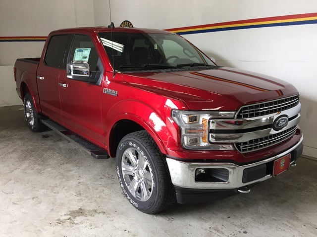 2019 F-150 SuperCrew Cab 4x4,  Pickup #F10753 - photo 13
